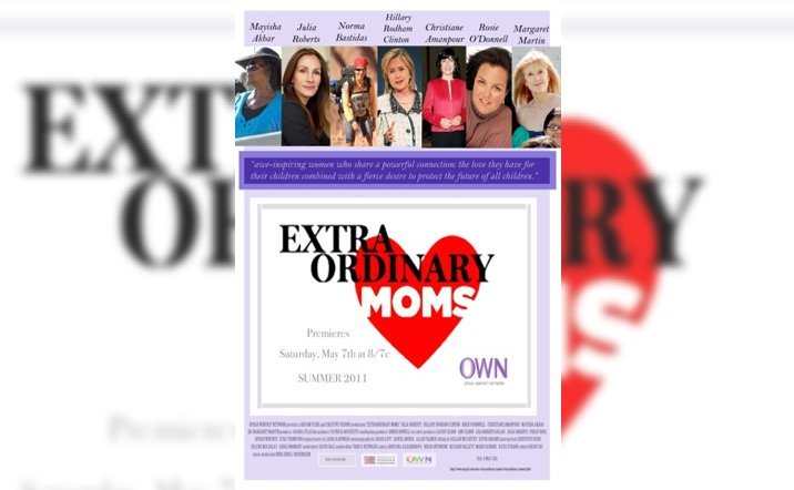 extraordinary moms