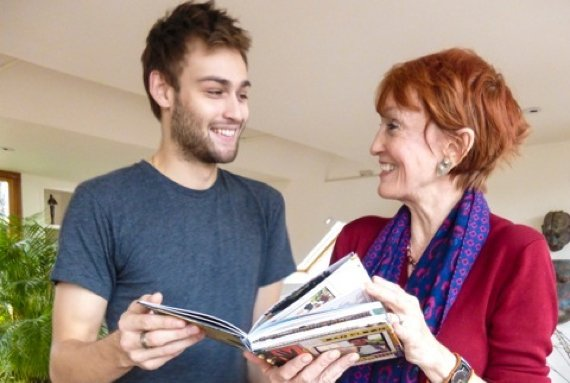 Kathy and Douglas Booth
