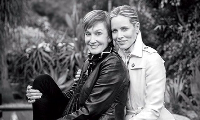 Kathy and Maria Bello