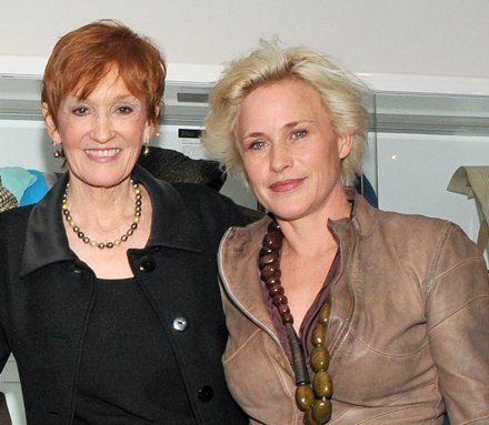 Kathy and Patricia Arquette